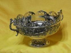 Table Metal Bowl