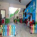 游戏学校室内设计