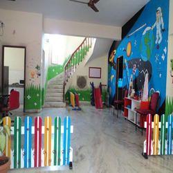 Play School Interior Design In India