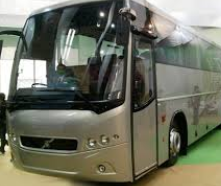 Volvo Bus Rental