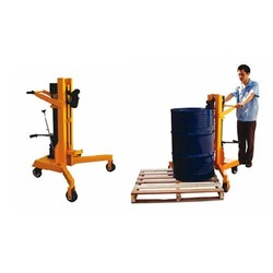 Hydraulic Drum Carrier Pallet Lifter
