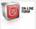 On Line Form Filling Service