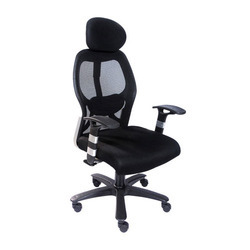 Office Executive and Director Mesh Chair