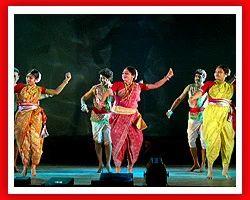 Folk Dance Service