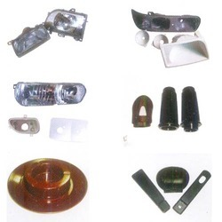 Plastic Mouled Automobile Products