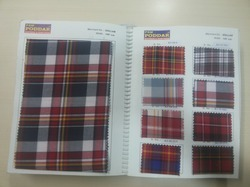 Check Suiting Fabric