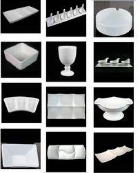 Chanya Enterprise Silver Porcelain Ware, For Hotelware