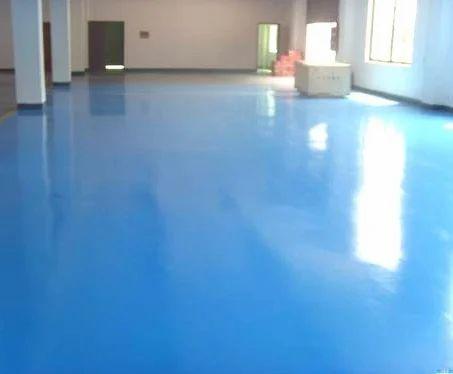 Industrial Flooring Polyurethane Flooring Manufacturer