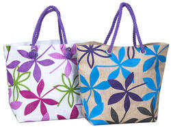 Beach Bags - Designer Beach Bag Manufacturer from Surat