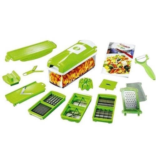 Genius Nicer Dicer Plus Multi Chopper At Rs 210 Piece Vegetable Cutter Id 9502696612
