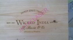 Laser Engraving On Wood