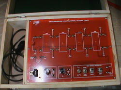 Transmission Line Trainer Actual Line
