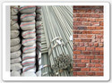 Steel And Cement Building Material