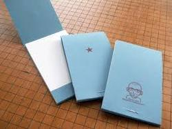 Promotional Notebook