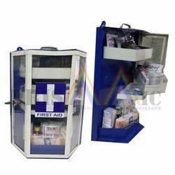 Plastic Emergency Health Kit
