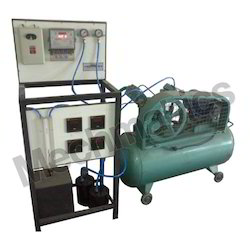 Reciprocating Air Compressor Test Rig