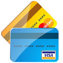 Credit & Debit Cards Accepted