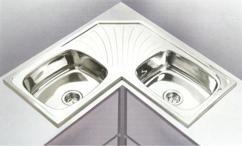 Double Bowl Corner Kitchen Sink Undermount Kitchen Sink Countertop Kitchen Sink Farmhouse Sink Farm Sinks Camry Sinks In George Town Chennai K M Corporation Id 10300476855