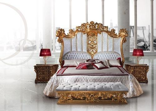 Masa Gaia Royal Bedroom Furniture Set