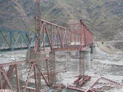 Through Type Bridge Construction Service