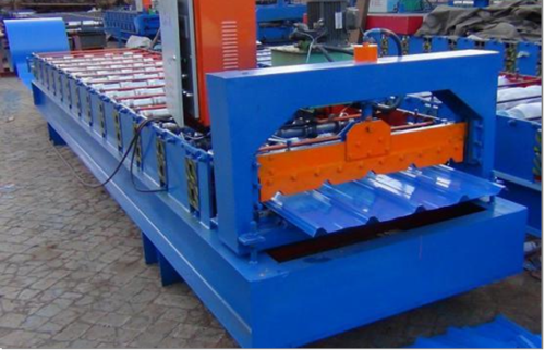 Manufacturer Of Roll Forming Machine Amp Crimping Machine By