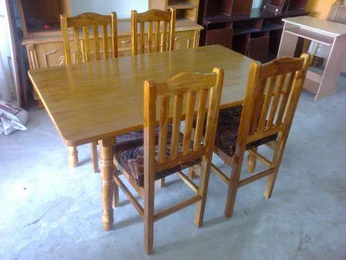 Dining table teak furniture at rs no padi