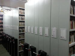 MS Compactor Shelving System