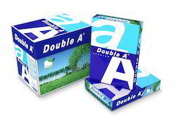 Double A AA Copy Paper Sheet, GSM: Less than 80