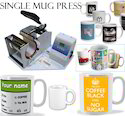 Coffee Mug Printing Machine