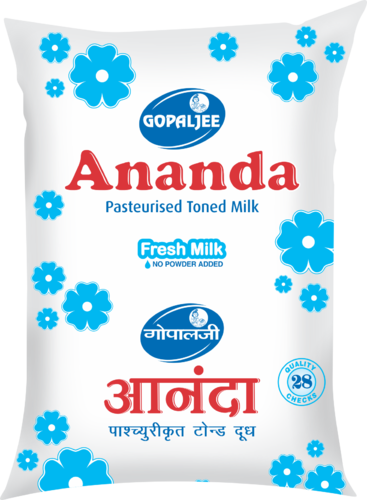 gopaljee and amul milk products