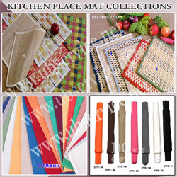 Kitchen Place Mat Collections