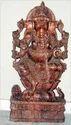 Wood Carving Ganesh