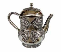 Decorative SS Teapot
