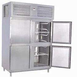 Vertical freezer.
