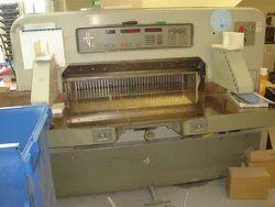 Polar 115 EMC Paper Cutting Machine