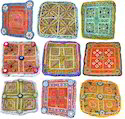 Tribal Banjara Patches