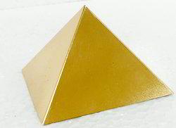 Multier Copper Pyramid Yantra Aventurine Pyramid for Stabili