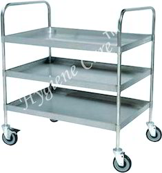 Three Shelf Trolley