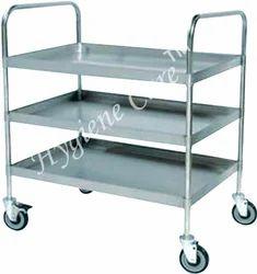 Three Shelf Trolley