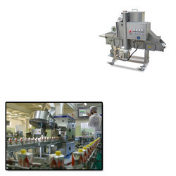 Flouring Machine for Food Industry