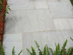Grey Sandstone Paving