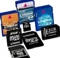 Multimedia Cards