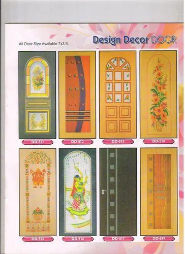 Door Skin Paper Print