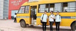 Transport Facilities For Students