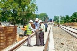 Indian Railways Construction Services