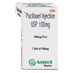 Paclitaxel Injection 100mg