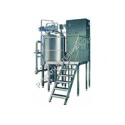 Body Lotion & Body Cream Making Machine