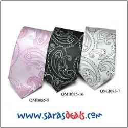 QMB085-8, QMB085-7, QMB085-16- Mens Tie (Micro Fibre)