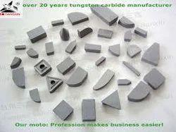 Carbide Brazing Tip