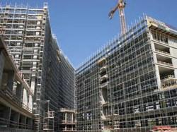 Aluminium Scaffolding Fabrication Service, for Construction